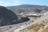 Granada: Stabilize another slope of the A-7 to avoid more landslides